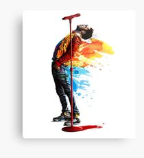 Spirit of Kid Cudi Metal Print