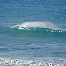 Diamond Head Wave by kevin smith  skystudiohawaii