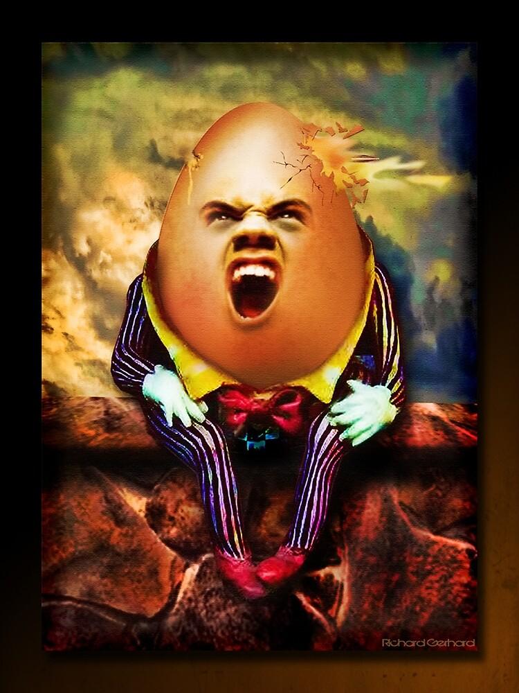 Humpty Dumpty Didn't Fall by Richard  Gerhard