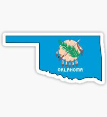 Oklahoma Sticker