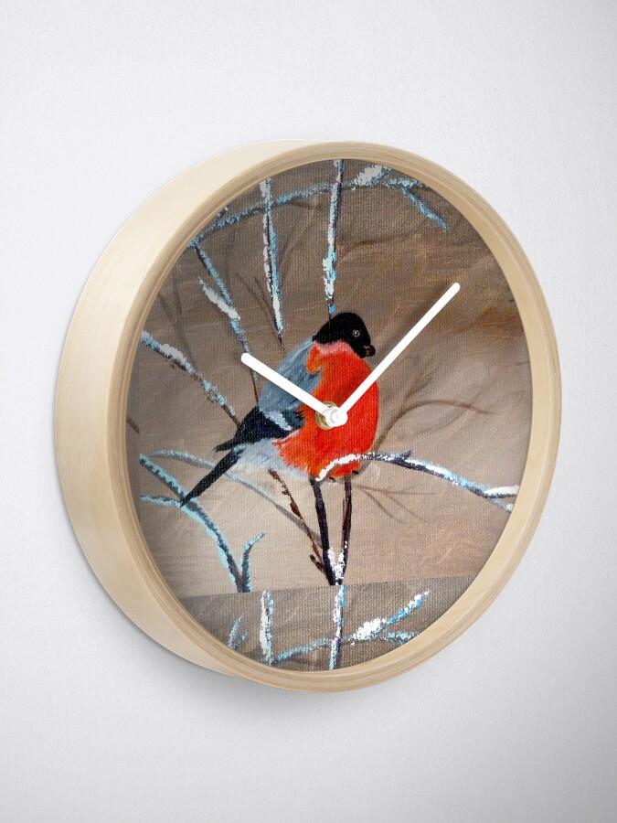 Alternate view of Bullfinch Clock