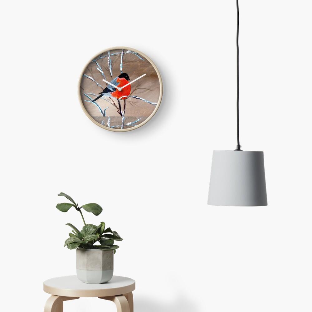 Bullfinch Clock