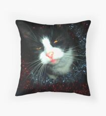 Great Party Man Throw Pillow