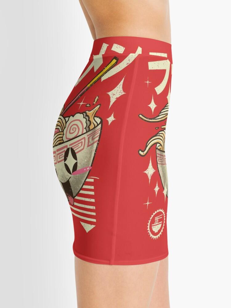 Alternate view of Kawaii Ramen Mini Skirt