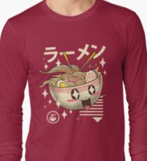 Kawaii Ramen Long Sleeve T-Shirt