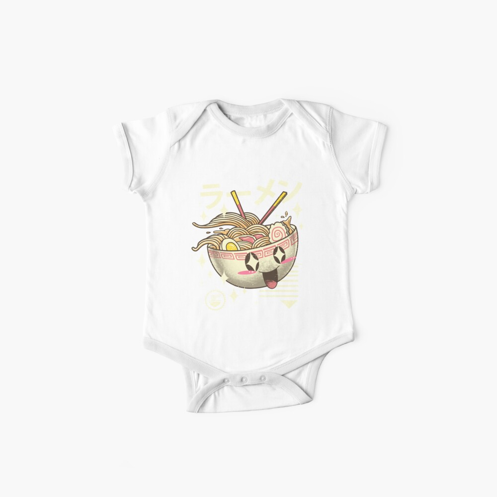 Kawaii Ramen Baby One-Pieces