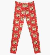 Kawaii Ramen Leggings