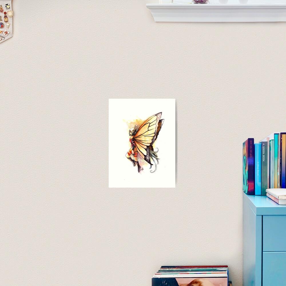 The Poison Fairy Art Print