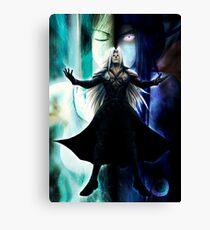 Sephiroth - Mother Canvas Print