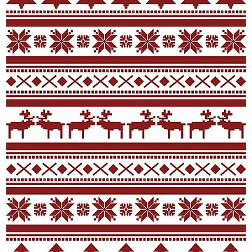 Ugly Christmas Sweater Design by carlie27