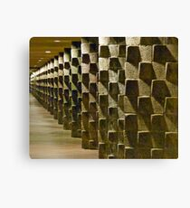 Fortified Wall Art Canvas Print
