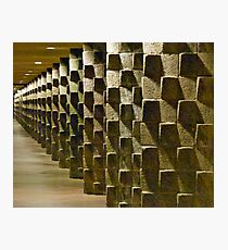 Fortified Wall Art Photographic Print