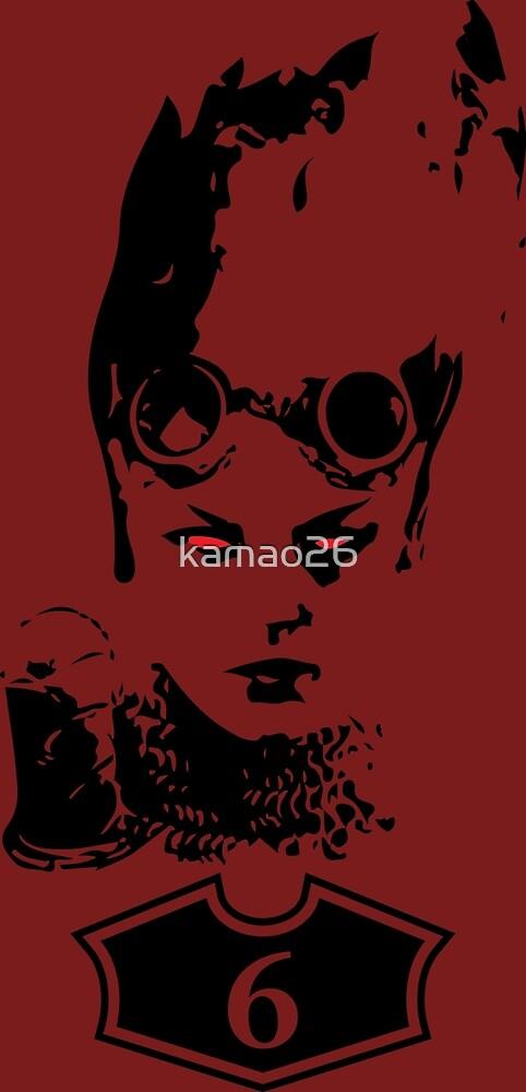 Red by kamao26