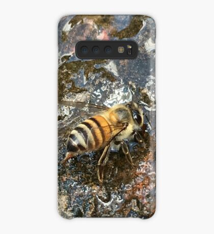 African Bee (Apis mellifera Scutellata) Case/Skin for Samsung Galaxy