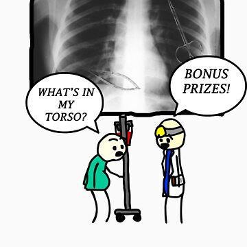 Bonus Prizes by SStevenson