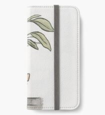 Plant iPhone Wallet/Case/Skin
