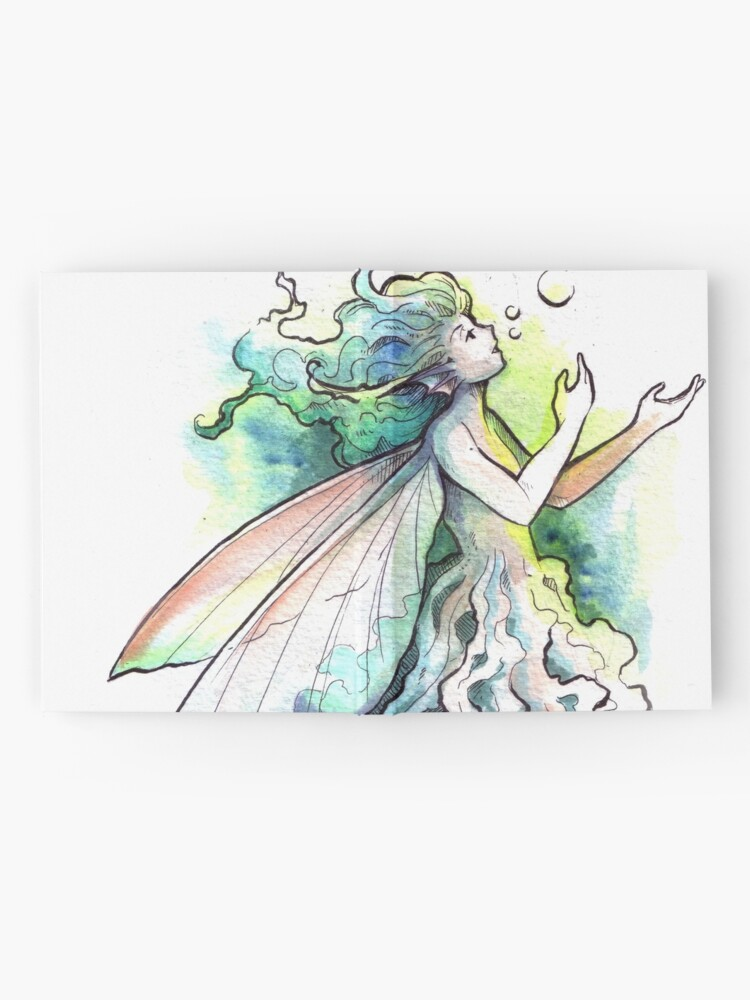 Alternate view of The Underwater Fairy Hardcover Journal
