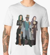 Steampunk Squad Men's Premium T-Shirt