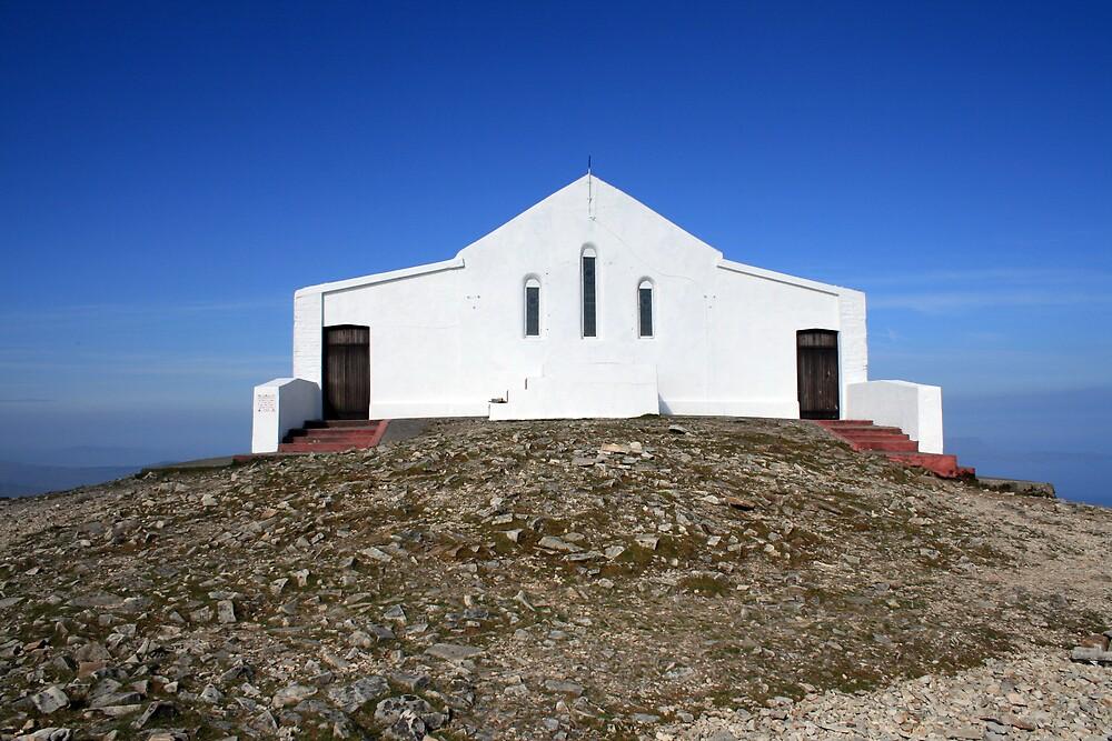 Church on Croagh Patrick by John Quinn