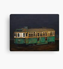 You Can Take The Tram Out Of Melbourne Canvas Print