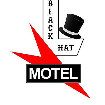 Black Hat Reservation by 4swag