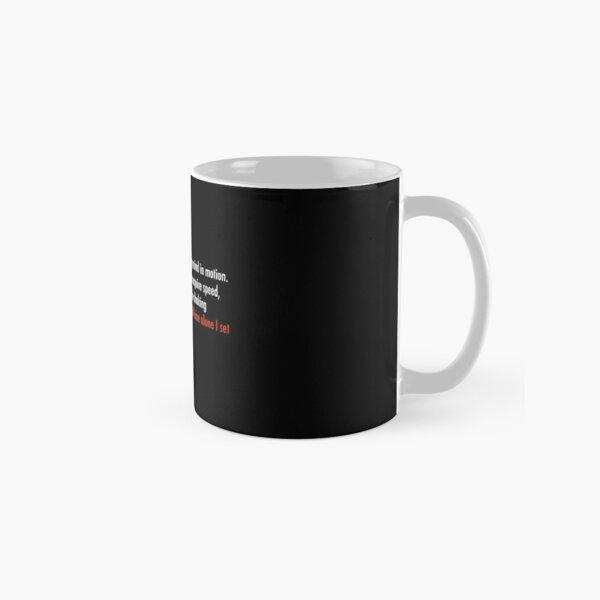 Caffeine Mentat (dark backgrounds) Classic Mug