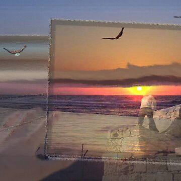 sunsets I by guynatav