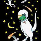 Astro Dinos by Andrea England