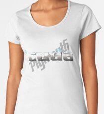 'Cuda 1 Women's Premium T-Shirt