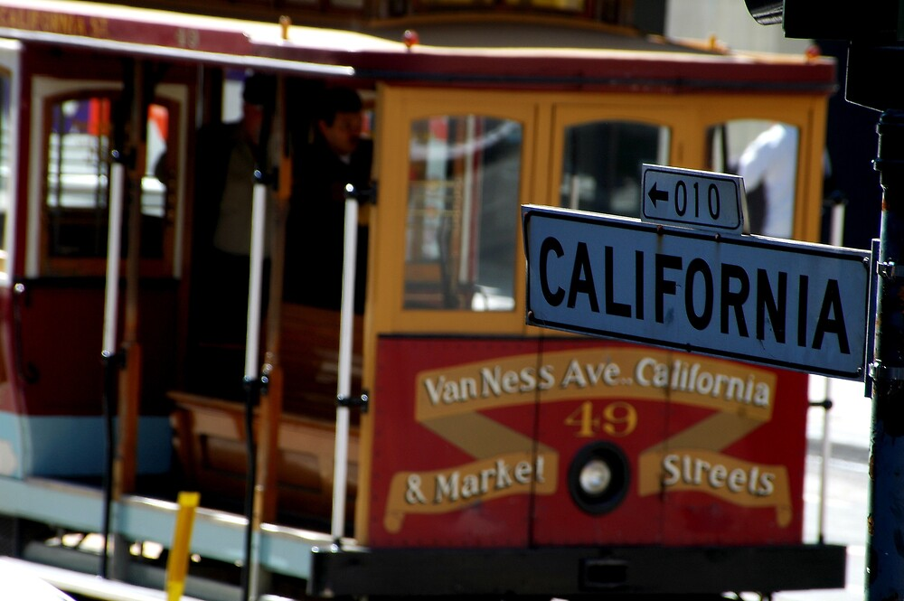 California by Dean Symons