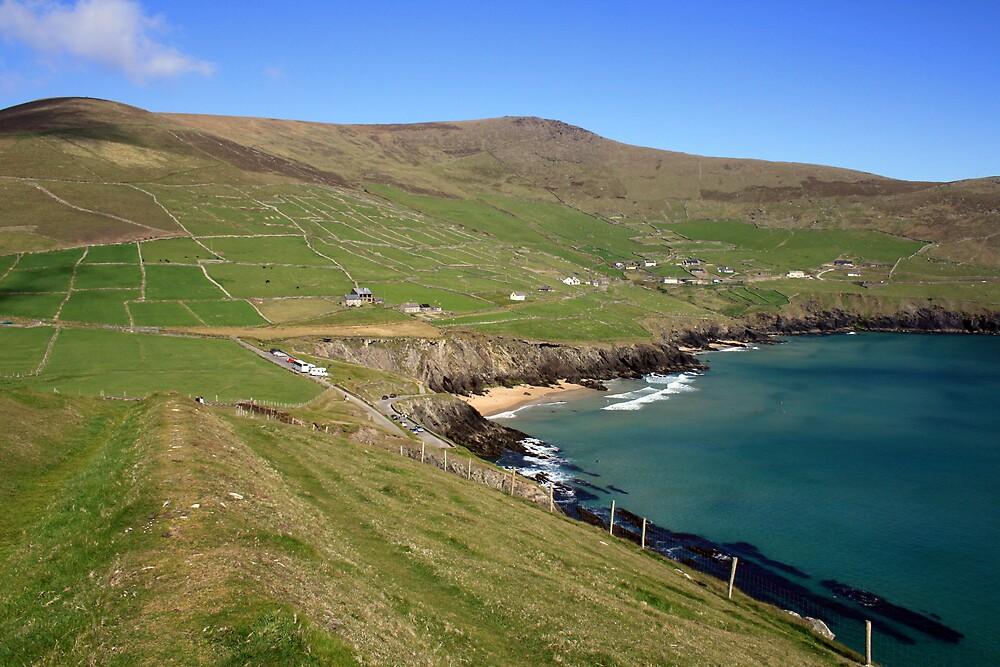 Dingle coastline by John Quinn