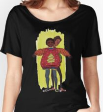 troy and abed - More than fashion or brand labels, I love design. Women's Relaxed Fit T-Shirt