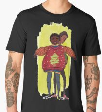 troy and abed - More than fashion or brand labels, I love design. Men's Premium T-Shirt