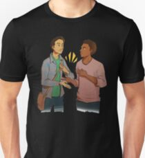 troy and abed - I love when clothes make cultural statements and I think personal style is really cool. T-Shirt