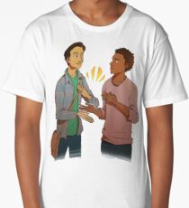 troy and abed - I love when clothes make cultural statements and I think personal style is really cool. Long T-Shirt