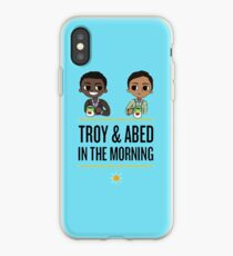troy and abed - An image is not simply a trademark, a design, a slogan or an easily remembered picture. iPhone Case