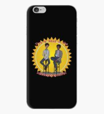 troy and abed - Design is a way of life, a point of view. iPhone Case