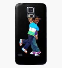 troy and abed - Creativity is to discover a question that has never been asked. Case/Skin for Samsung Galaxy