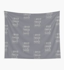 You are Braver Wall Tapestry