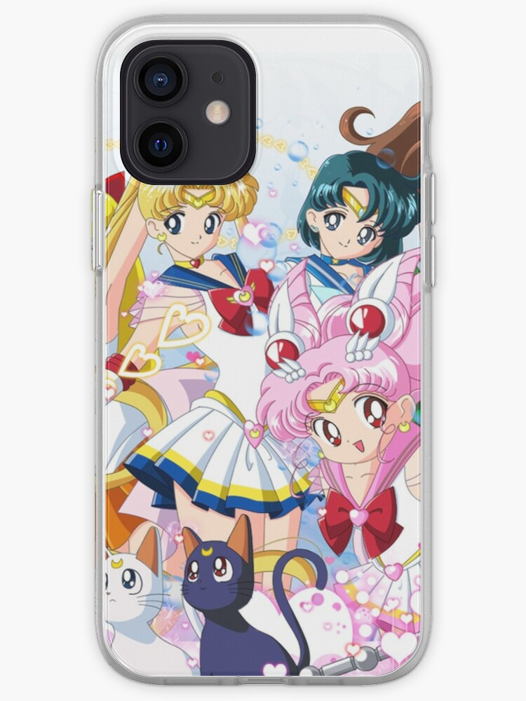 Groupe Sailor Moon | Coque iPhone