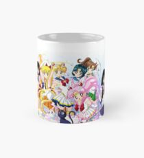 Sailor Moon Group Classic Mug