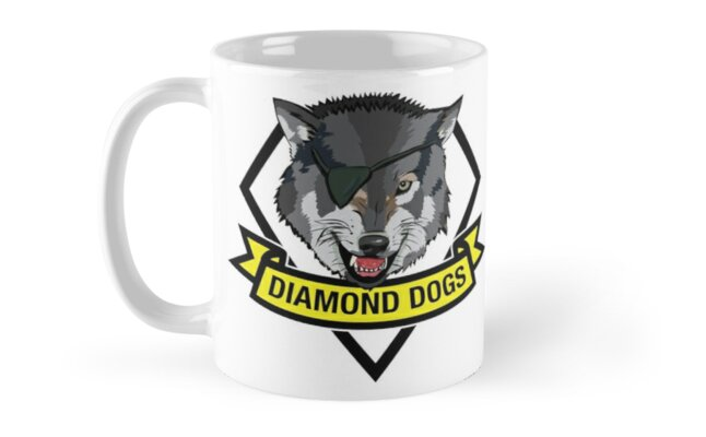 MGS Diamond Dogs by Jemma Rich