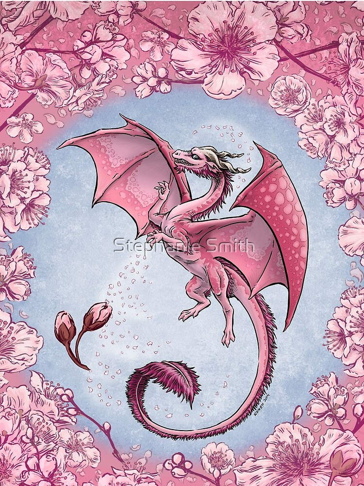The Dragon of Spring by stephsmith