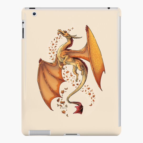 Dragon of Autumn iPad Snap Case