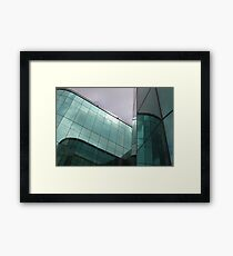 Office block Framed Print