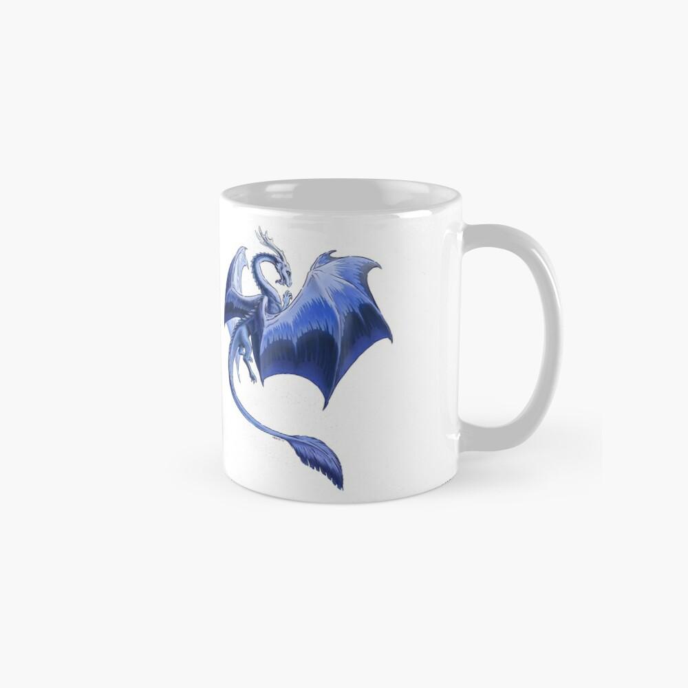 The Dragon of Winter Mug