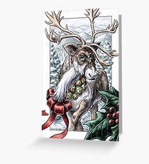 Jingle Bells Grußkarte