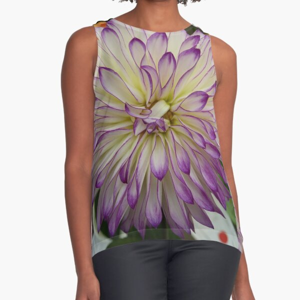 Dahlia #21 Sleeveless Top