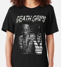 DEATH GLITCH2 Slim Fit T-Shirt
