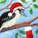 Christmas Stocking by Linda Callaghan